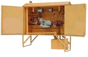 Газорегуляторный пункт шкафной ГРПШ-15-1В-У1