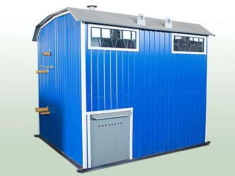 Пункт газорегуляторный блочный ПГБ-07-У1