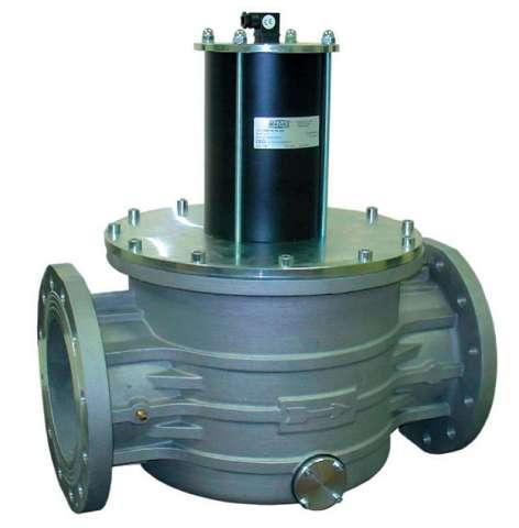 Клапан EVP/NC DN200 Р.МАКС 6 БАР  МЕДЛ.ОТКР. 230В/50-60Гц+датчик положения код_EVPS130036 608