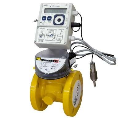 Комплекс для измерения количества газа СГ-ТК-Р-400 (RVG G250)